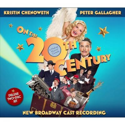 On the Twentieth Century Soundtrack CD. On the Twentieth Century Soundtrack