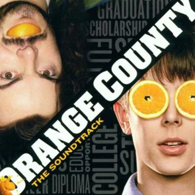 Orange County Soundtrack CD. Orange County Soundtrack