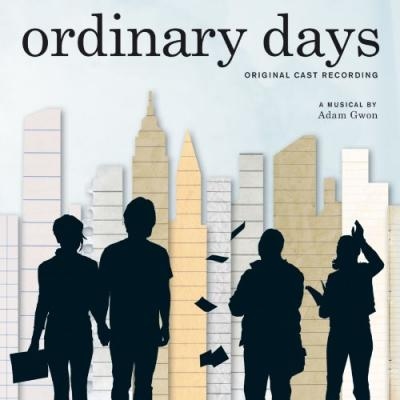 Ordinary Days Soundtrack CD. Ordinary Days Soundtrack