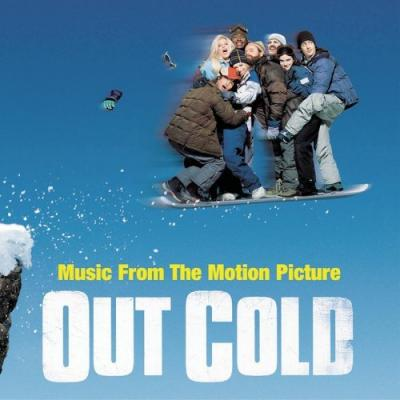 Out Cold Soundtrack CD. Out Cold Soundtrack