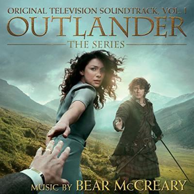 Outlander Soundtrack CD. Outlander Soundtrack