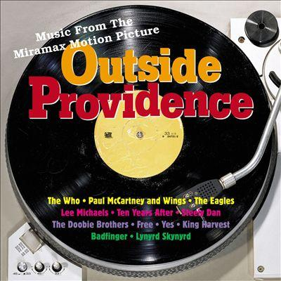 Outside Providence Soundtrack CD. Outside Providence Soundtrack