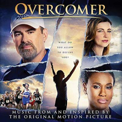 Overcomer Soundtrack CD. Overcomer Soundtrack