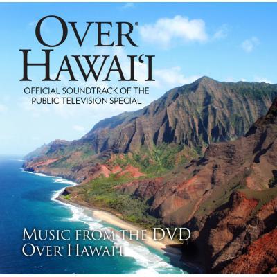 Over Hawaii Soundtrack CD. Over Hawaii Soundtrack
