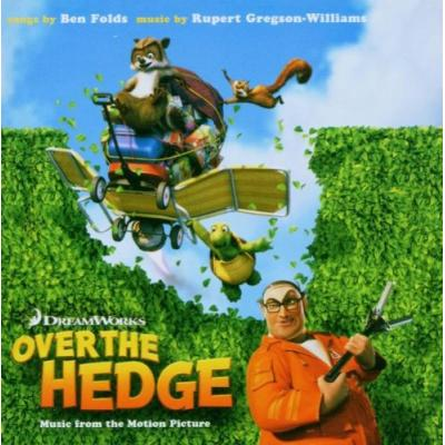 Over The Hedge Soundtrack CD. Over The Hedge Soundtrack