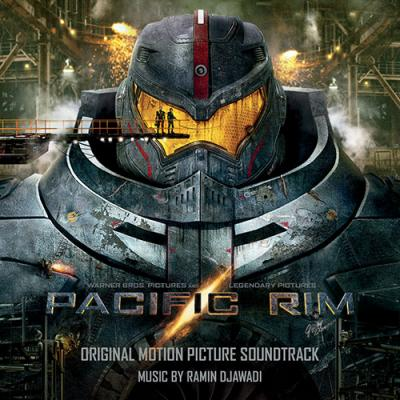 Pacific Rim Soundtrack CD. Pacific Rim Soundtrack