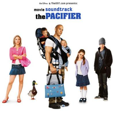 Pacifier, The Soundtrack CD. Pacifier, The Soundtrack