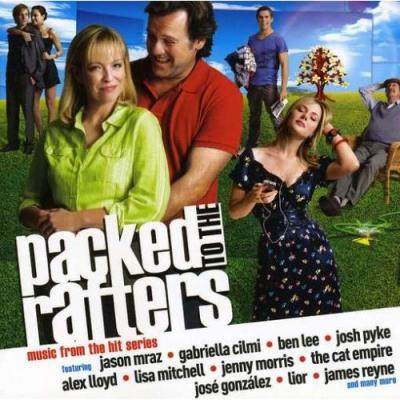 Packed to the Rafters Soundtrack CD. Packed to the Rafters Soundtrack