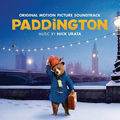 Paddington Soundtrack CD. Paddington Soundtrack