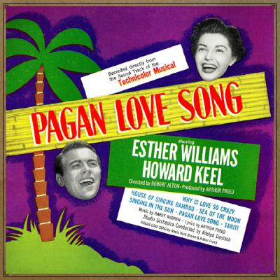 Pagan Love Song Soundtrack CD. Pagan Love Song Soundtrack