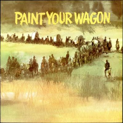 Paint Your Wagon Soundtrack CD. Paint Your Wagon Soundtrack