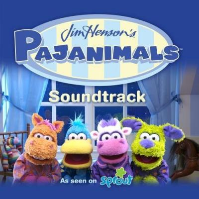 Pajanimals Soundtrack CD. Pajanimals Soundtrack