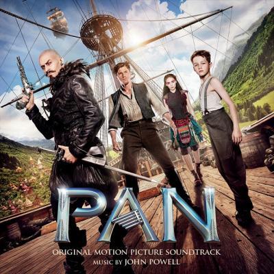 Pan Soundtrack CD. Pan Soundtrack