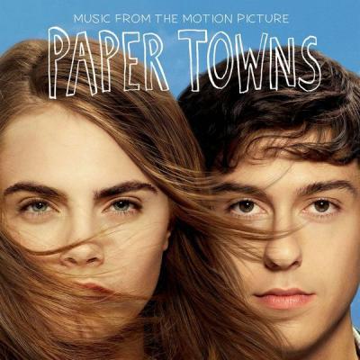 Paper Towns Soundtrack CD. Paper Towns Soundtrack