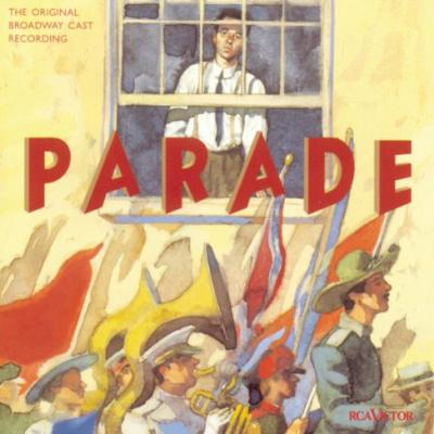 Parade Soundtrack CD. Parade Soundtrack