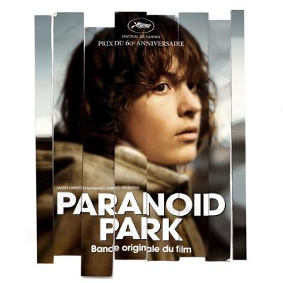 Paranoid Park Soundtrack CD. Paranoid Park Soundtrack