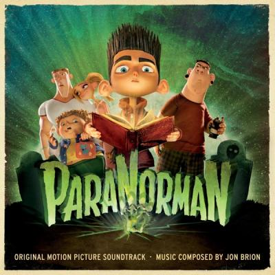 ParaNorman Soundtrack CD. ParaNorman Soundtrack