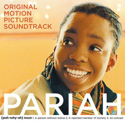 Pariah Soundtrack CD. Pariah Soundtrack