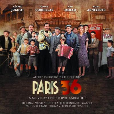 Paris 36 Soundtrack CD. Paris 36 Soundtrack