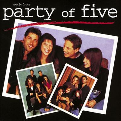 Party Of Five Soundtrack CD. Party Of Five Soundtrack