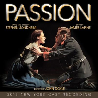 Passion Soundtrack CD. Passion Soundtrack