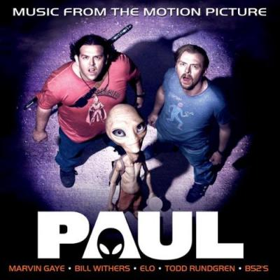 Paul Soundtrack CD. Paul Soundtrack