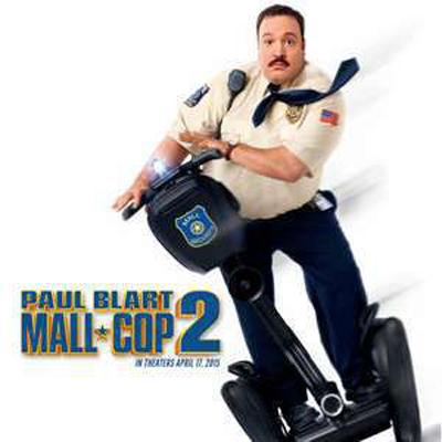 Paul Blart: Mall Cop 2 Soundtrack CD. Paul Blart: Mall Cop 2 Soundtrack