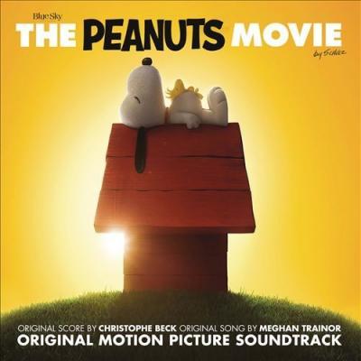 Peanuts Soundtrack CD. Peanuts Soundtrack
