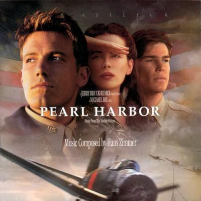 Pearl Harbor Soundtrack CD. Pearl Harbor Soundtrack