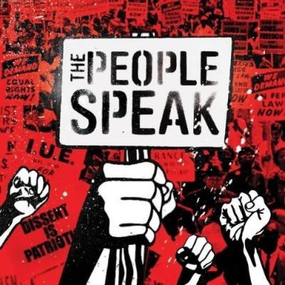 People Speak, The Soundtrack CD. People Speak, The Soundtrack