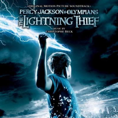 Percy Jackson & The Olympians: The Lightning Thief Soundtrack CD. Percy Jackson & The Olympians: The Lightning Thief Soundtrack