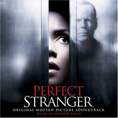 Perfect Stranger Soundtrack CD. Perfect Stranger Soundtrack