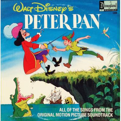 Peter Pan Soundtrack CD. Peter Pan Soundtrack