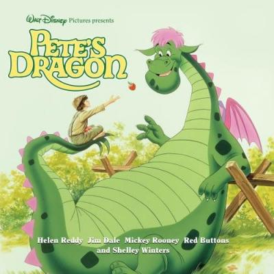 Pete's Dragon Soundtrack CD. Pete's Dragon Soundtrack