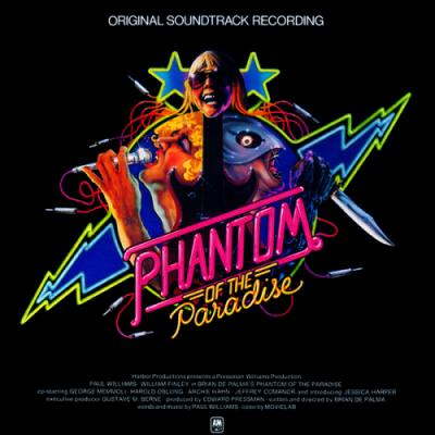 Phantom Of The Paradise Soundtrack CD. Phantom Of The Paradise Soundtrack
