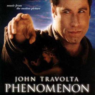 Phenomenon Soundtrack CD. Phenomenon Soundtrack