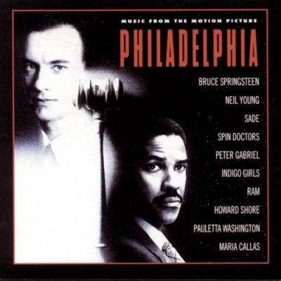 Philadelphia Soundtrack CD. Philadelphia Soundtrack