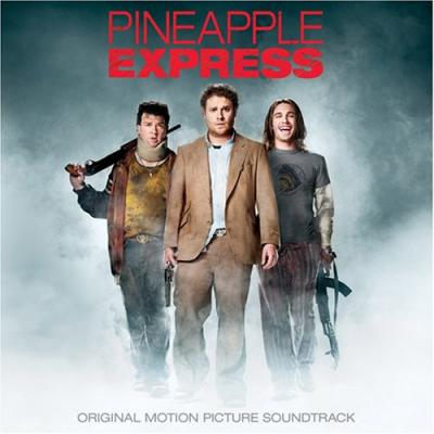 Pineapple Express Soundtrack CD. Pineapple Express Soundtrack