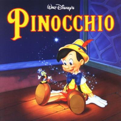 Pinocchio Soundtrack CD. Pinocchio Soundtrack