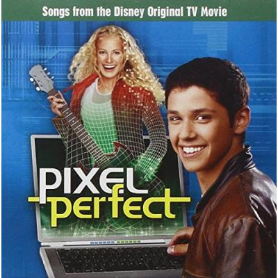 Pixel Perfect Soundtrack CD. Pixel Perfect Soundtrack