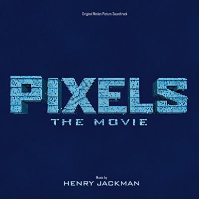 Pixels Soundtrack CD. Pixels Soundtrack