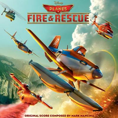 Planes: Fire & Rescue Soundtrack CD. Planes: Fire & Rescue Soundtrack