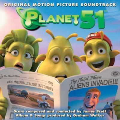 Planet 51 Soundtrack CD. Planet 51 Soundtrack