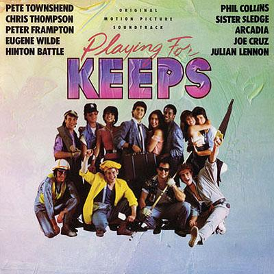 Playing for Keeps Soundtrack CD. Playing for Keeps Soundtrack