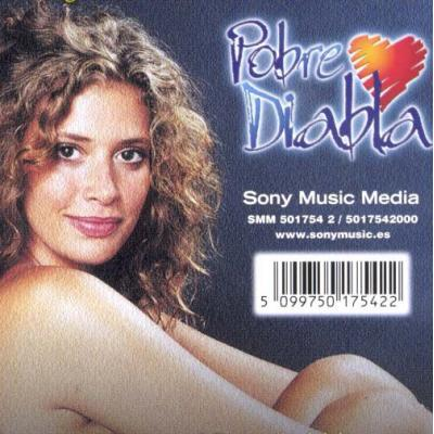 Pobre Diabla Soundtrack CD. Pobre Diabla Soundtrack