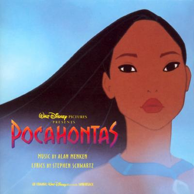 Pocahontas Soundtrack CD. Pocahontas Soundtrack