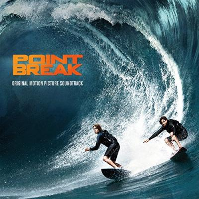 Point Break Soundtrack CD. Point Break Soundtrack