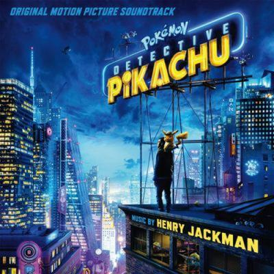 Pokémon Detective Pikachu Soundtrack CD. Pokémon Detective Pikachu Soundtrack