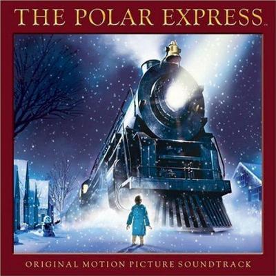 Polar Express Soundtrack CD. Polar Express Soundtrack