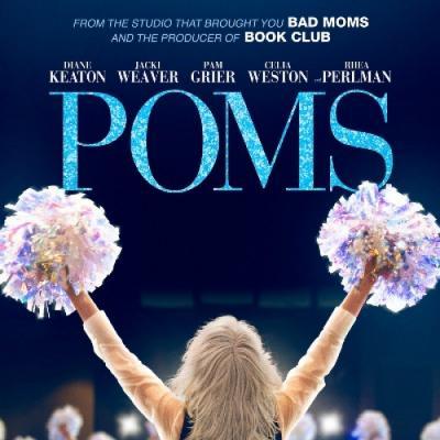 Poms Soundtrack CD. Poms Soundtrack